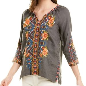 Johnny Was | Sentrie Blouse